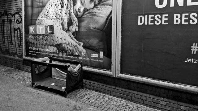 discarded furniture berlin